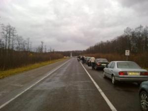 У белорусов появились проблемы на литовской границе