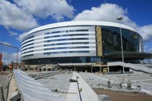 Минск-Арена - лучшее здание Минска