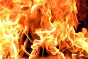 Пожар в Мозырском районе унес две жизни