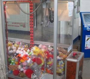 В Барановичах обворовали игровой автомат