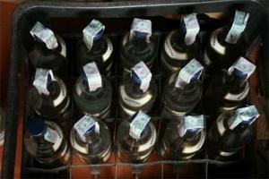 В Лельчицком райпотребобществе незаконно хранилось спиртное
