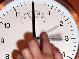 Часовой пояс для Беларуси скорректирован