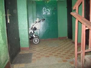 Кражи колясок не редкий случай в Гомеле