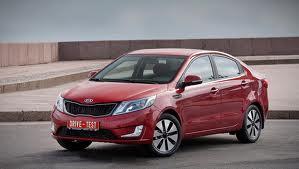 Автомобиль КИА Рио - идеальное авто для города