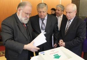 В России требуют отставку главы ЦИК