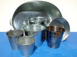 Оцинкованная посуда - незаменимая утварь дачников