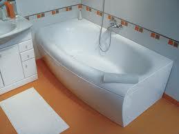Что может быть лучше комфортной ванны из акрила?