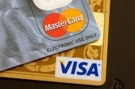 Украинские держатели карт Visa получили смогут оплачивать товары в американским интернет – магазинам