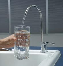 Чистая вода идет в ваш дом