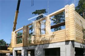 Из какой древесины лучше строить дом?