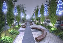 Администрация предложила купчинам самим создать наброски для ландшафтного дизайна скверов и парков