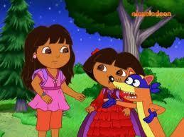 Мультфильм и игры «Даша путешественница» - лучшие друзья детей