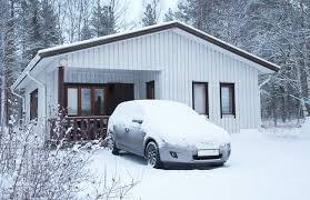 Правильный запуск двигателя в зимнее время