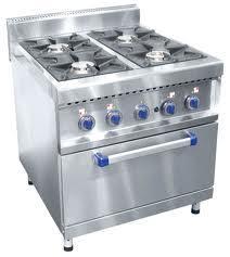Как выбрать газовую плиту и холодильник?