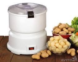 Картофелечистка - незаменимы помощник на кухне