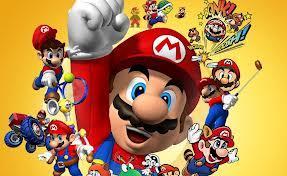 """Немного о популярной игре """"Марио"""""""