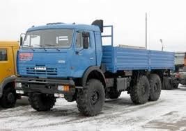 Характеристика КАМАЗ 43118