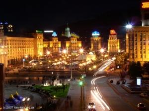 Климат в Киеве