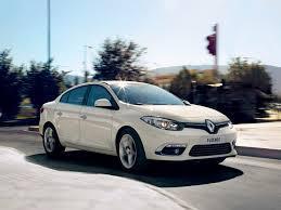 Популярность Renault Fluence растет