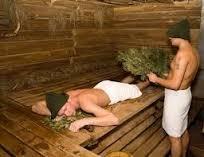 Польза  от посещения русской бани