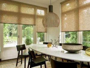 Как лучше выбрать рулонные шторы