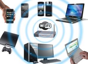 Немного о wi-fi
