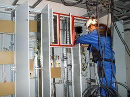 Проведение электромонтажных работ в доме