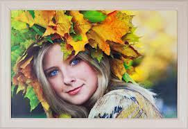 Портрет на холсте по фото - идеальный подарок