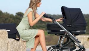 Как правильно выбрать коляску для ребенка