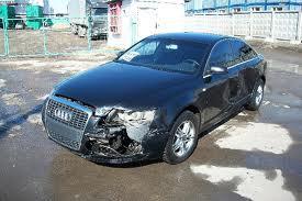 Проблемы оценки битых автомобилей