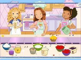 Игра кулинария