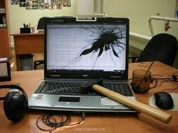 Что делать, если компьютер сломался?