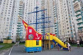 Детские площадки Челнов пополнятся новейшими игровыми составляющими