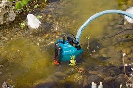 Зачем нужен насос для грязной воды?