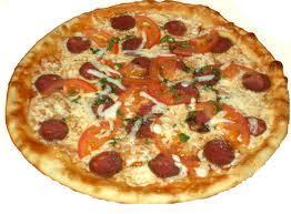 Немного о пицце