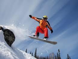 Занятия сноубордингом – активный вид спорта