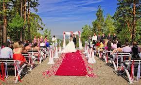 Превращаем  свадьбу поистине в незабываемую сказку!