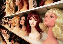 Популярность париков