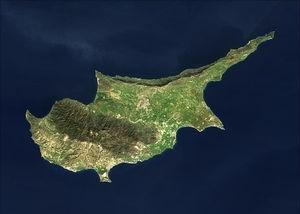 Кипр дом Богов