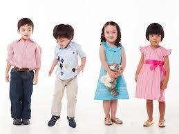 Правильный выбор детской одежды