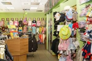 Комиссионный магазин с товарами для детей был открыт в Молодечно