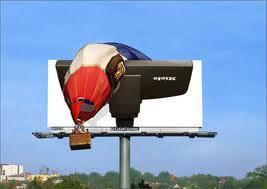 """С компанией """"Резон"""" ваша реклама всегда будет на  высоте!"""