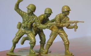 Детская военная игрушка