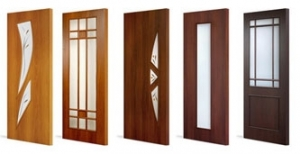 Необычные межкомнатные двери