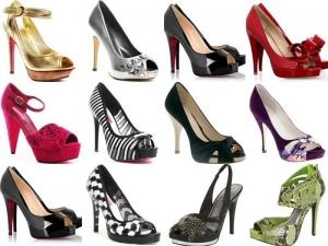 Характер милой узнаем по обуви