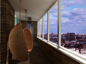 Как переоборудовать балкон в жилую зону?