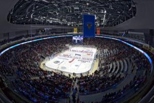 Хоккей в Сочи