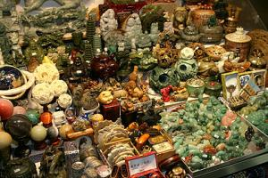 Нефритовый рынок в Гонконге