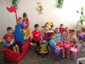 Детский сад и домашнее воспитание