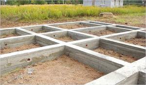 Фундамент – основа здания